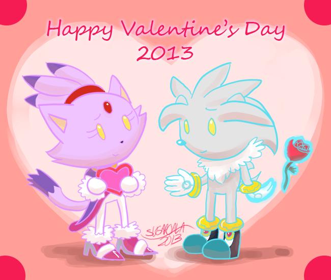 Happy Valentines 2013 by Sugaroala