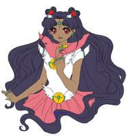 Kaminary-san's Sailor Girl
