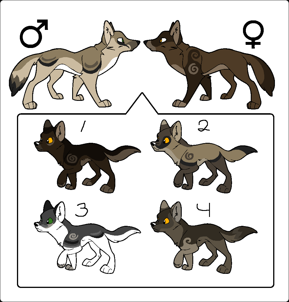 Adoptables - OPEN by SirS-Adopts