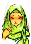You are the Muslimah