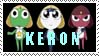 Planet Keron Stamp by The-Red-Federation
