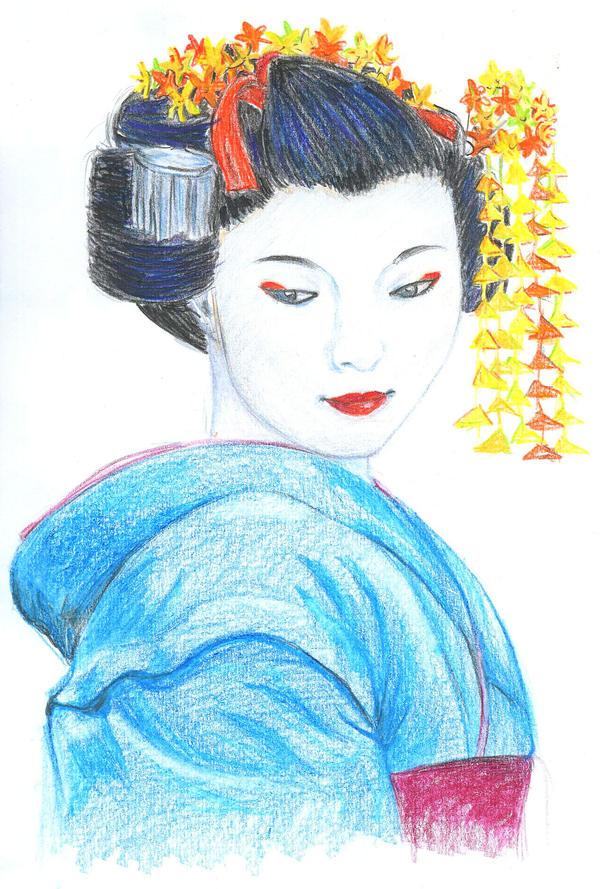 Geisha by ann-chan20