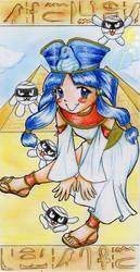 :C: Patra-kun bookmark by ann-chan20