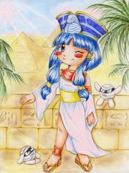 :C: Patrako - Queen of Egypt by ann-chan20
