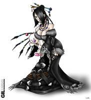 Final Fantasy X - Lulu by Gil-ED
