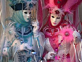 Venice Carnival by nlat