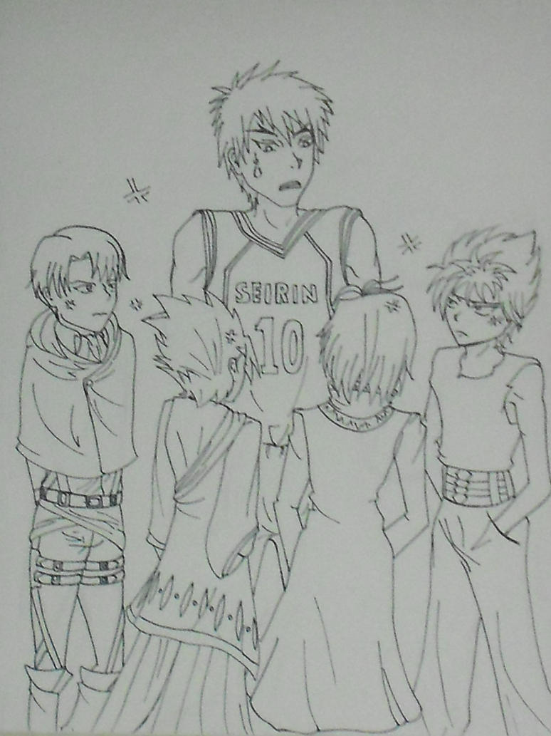 Who're You Calling Short?!?! by Xilka