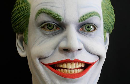 Jack Nicholson Joker Lifesize