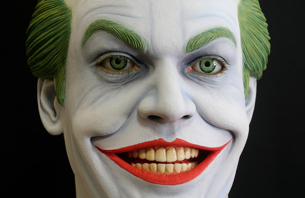 The Joker No Makeup Emo Makeup - Joker-no-makeup-ics
