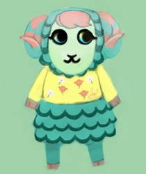 Birthday Sheepy