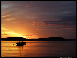 Working Sunrise by BelaBoosMim