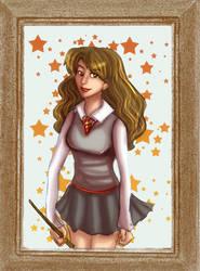 Hermione Granger by trishna87
