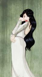 Xmas Gift : Lanfear by trishna87