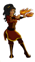 Esmerelda Firebending