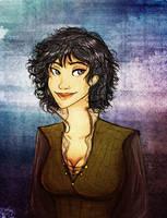 Asha Greyjoy by trishna87