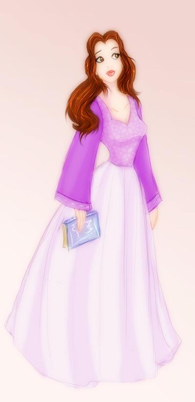 Belle by trishna87