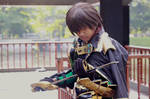 Cosplay photses: Masamune Date SW4 by AiUTA31