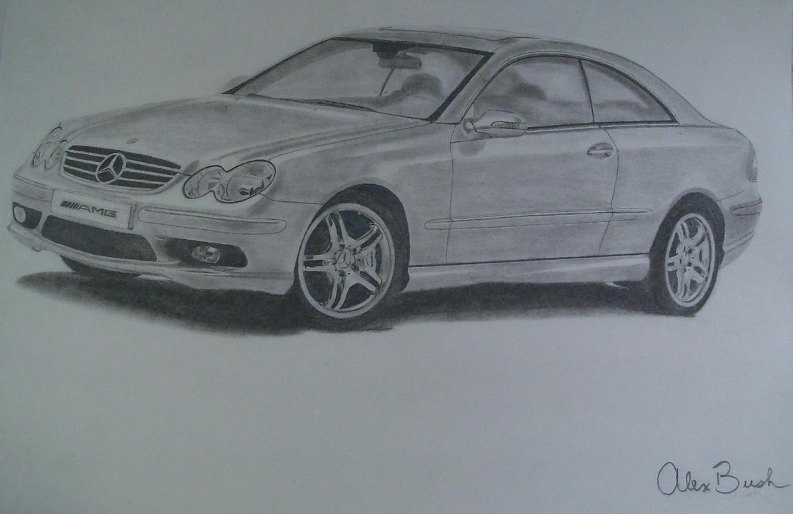 Mercedes benz clk55 amg by 924carrera on deviantart for Mercedes benz clk55 amg