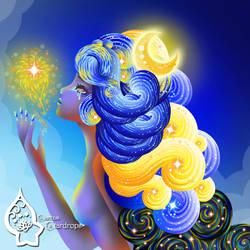 8. Starry Night