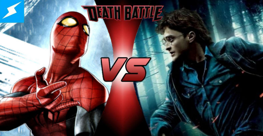 Spider-Man vs Harry Potter: Prelude by gladiator-animator on