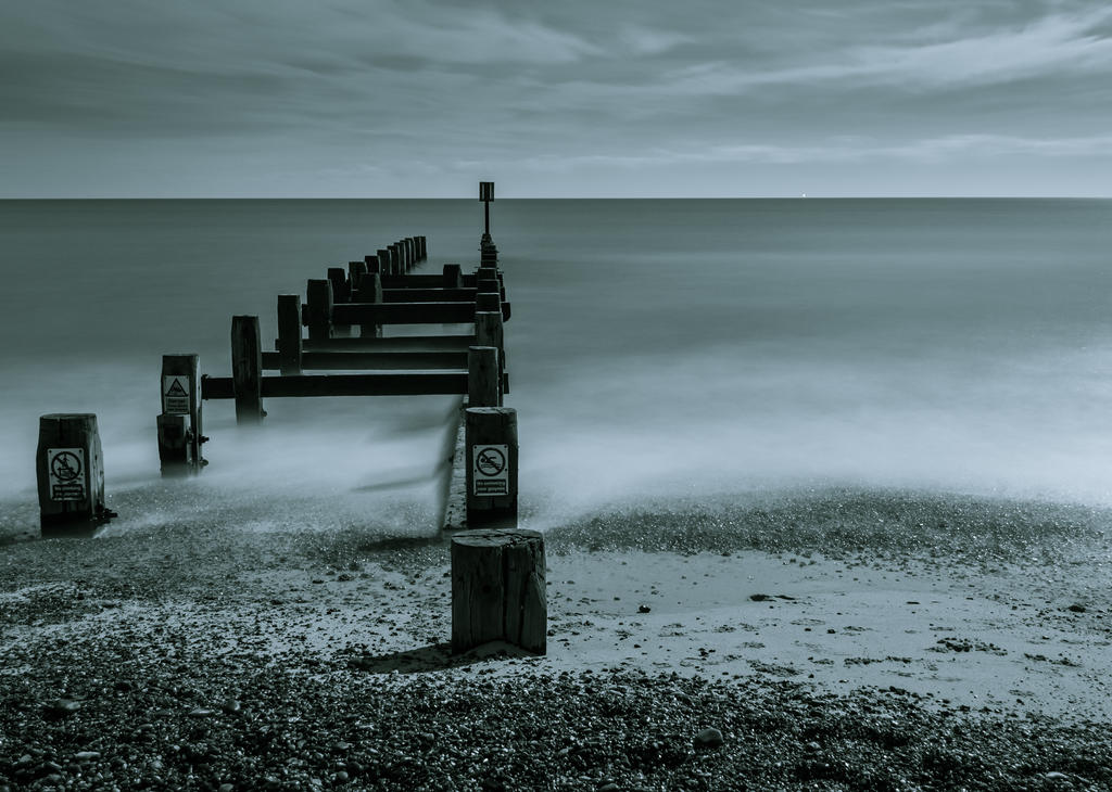 Black and white sea by chivt800 on deviantart - Black and wait ...