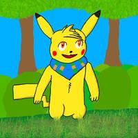 Sam the pikachu