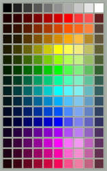 CoH Color Swatch by thebluecanary