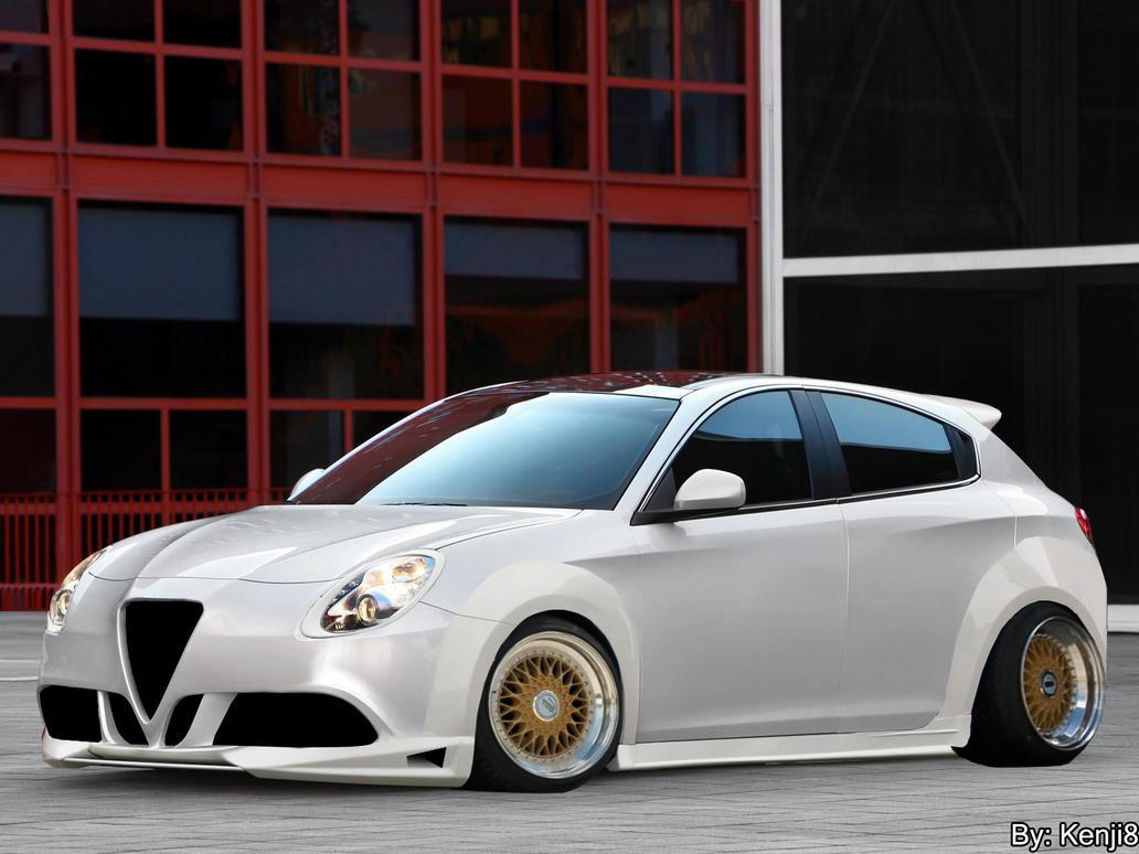 Alfa Romeo Tuning Fondo Escritorio Alfa Romeo Tuning: Alfa Romeo Giulietta Tuned Wallpaper