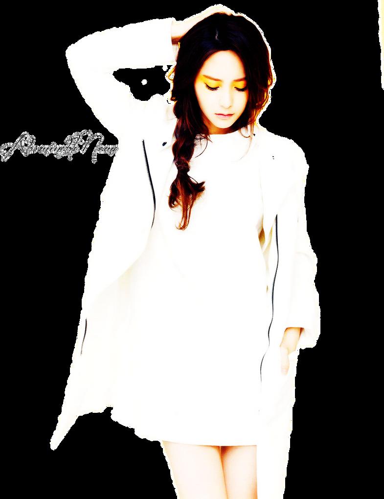 Krystal Jung PNG by AbominableName on DeviantArt