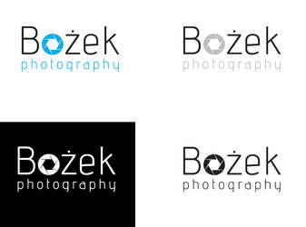 Logo for Bozek photography