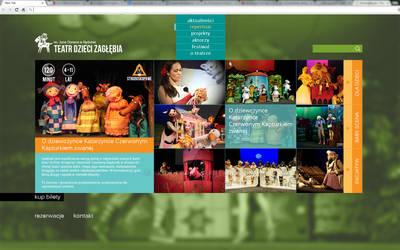 Teatr Dzieci Zaglebia - repertuar