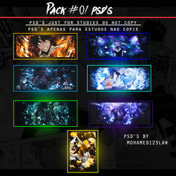 Pack psd's #01