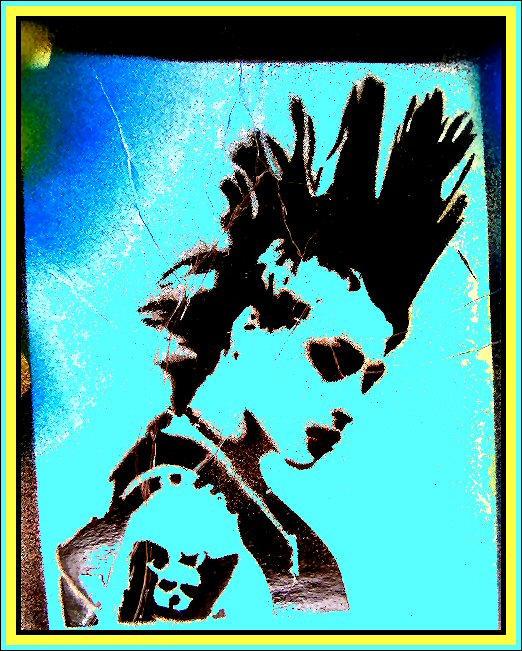 Brody Stencil by MORGANSTIEN