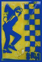 Ska Stencil by MORGANSTIEN