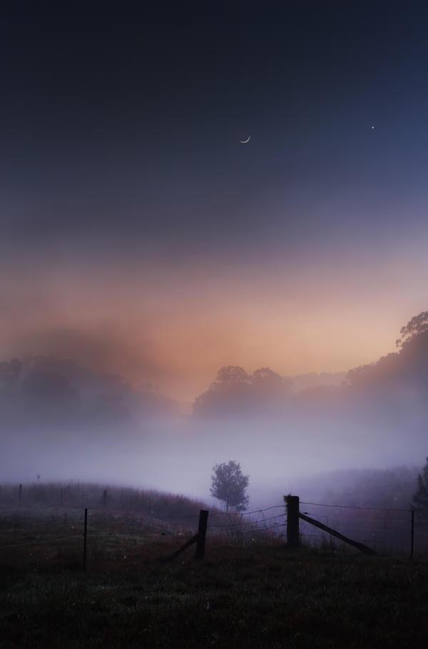 Sunrise is Near by shear-atmos-fear