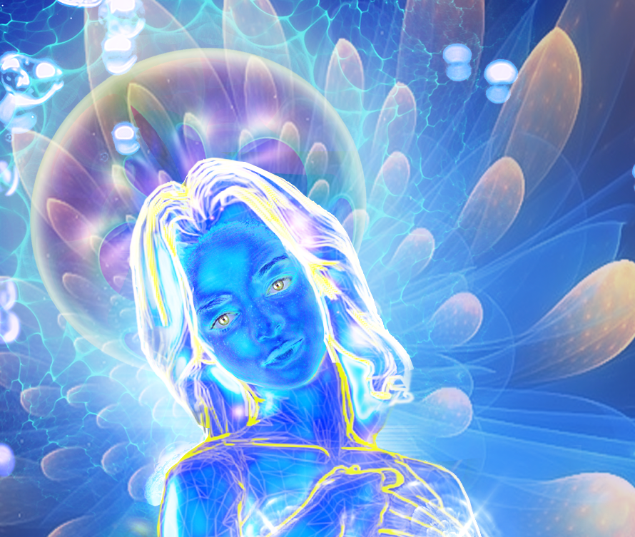 BlueSee (detail) by raideen