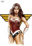 Wonder Woman (WIP) version 2