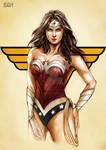 Wonder Woman 2014