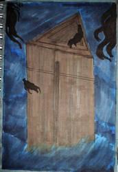 Escaping Azkaban-page 1 by neko-comix