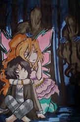Escaping Azkaban-backcover by neko-comix
