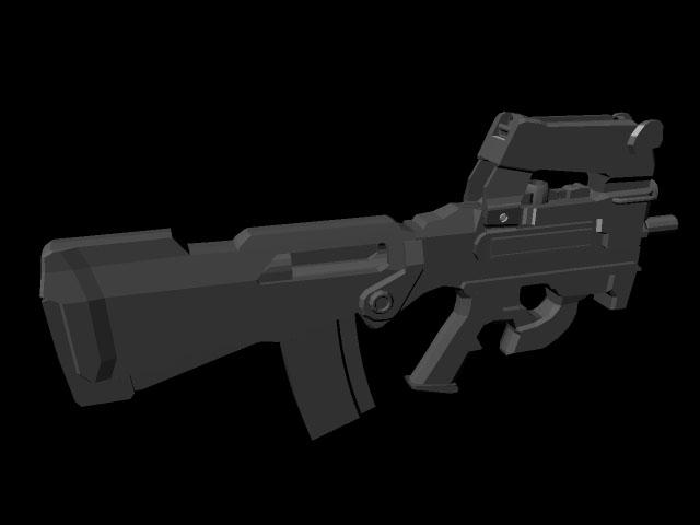M22 Assault Rifle by Thrillkil
