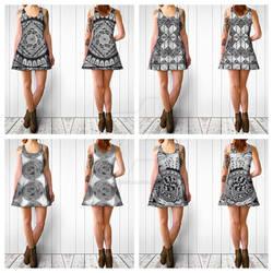 Tangled Dresses