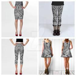 ZIA 40 Tangled Clothing