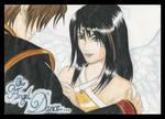 +Angel Dance - Rinoa,Squall +