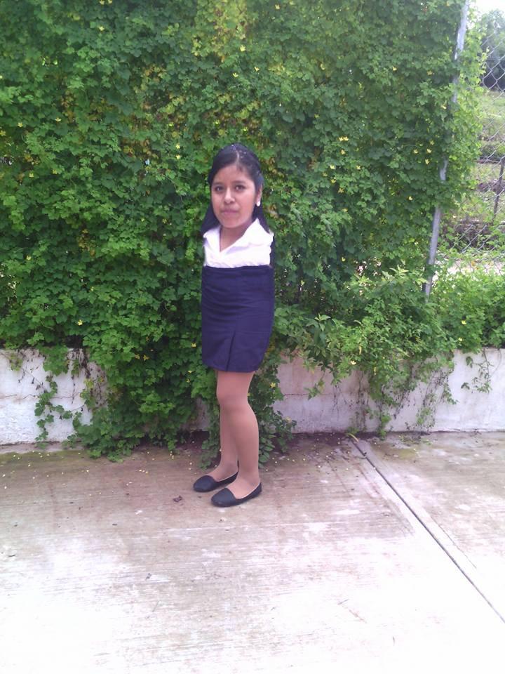 Head And Legs Mexican Teen By Labandadeltoro
