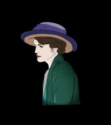 Mary Crawley - Downton abbey