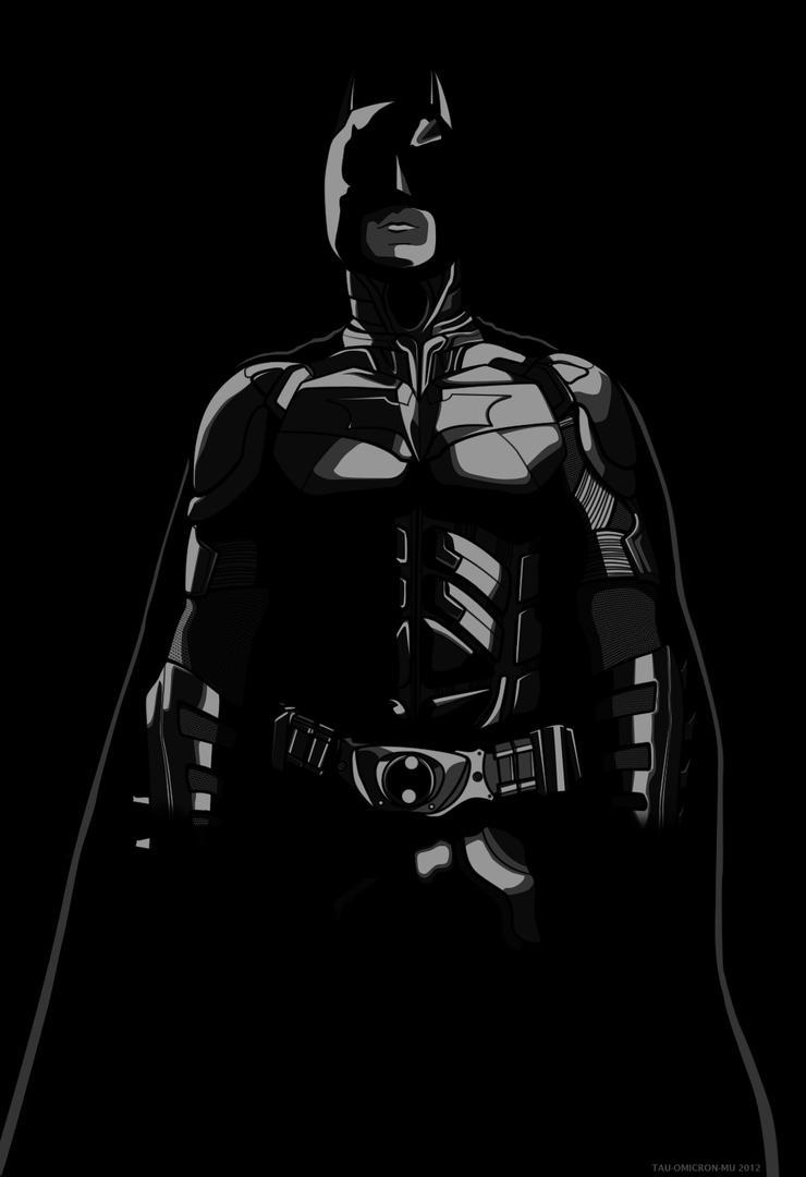 The Dark Knight Rises by Tau-Omicron-Mu