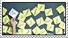 Sticky Note Ideas by HanaKiriStamp