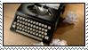 Typewriter Throwaway Ideas by HanaKiriStamp