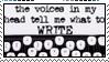 Writer Voices by HanaKiriStamp
